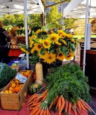 Copley Square Farmers Market, Boston