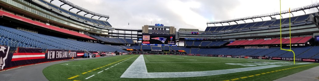 Gillette Stadium, New England