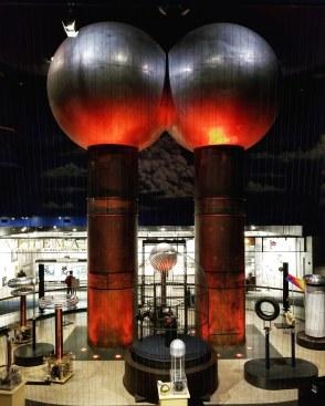 Lightning Show, Boston Museum of Science