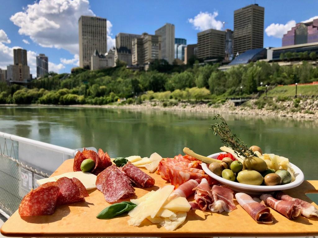 Photo Courtesy of Edmonton River Boat