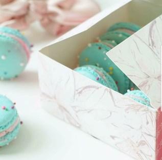 Ollia Macarons and Tea, Instagram @byollia
