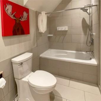 2nd Bedroom Ensuite, Two Bedroom Suite