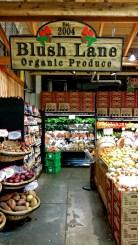 Blush Lane Organic, Calgary Farmer's Market