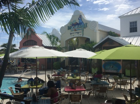 Welcome to Margaritaville!
