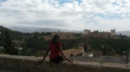 San Nicolas lookout point