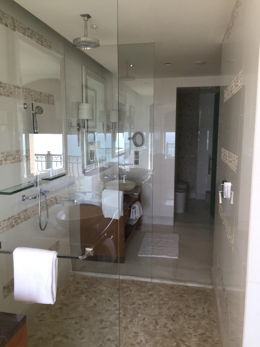 The Huge Shower