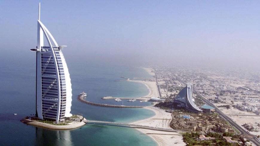 Burj Al Arab via Forbes.com