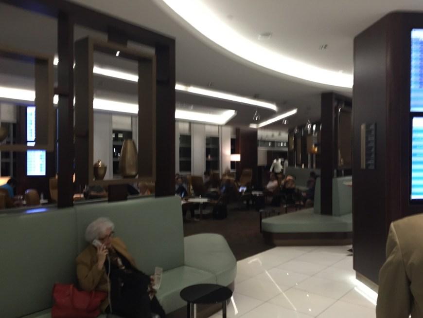 Etihad Premium Lounge Abu Dhabi
