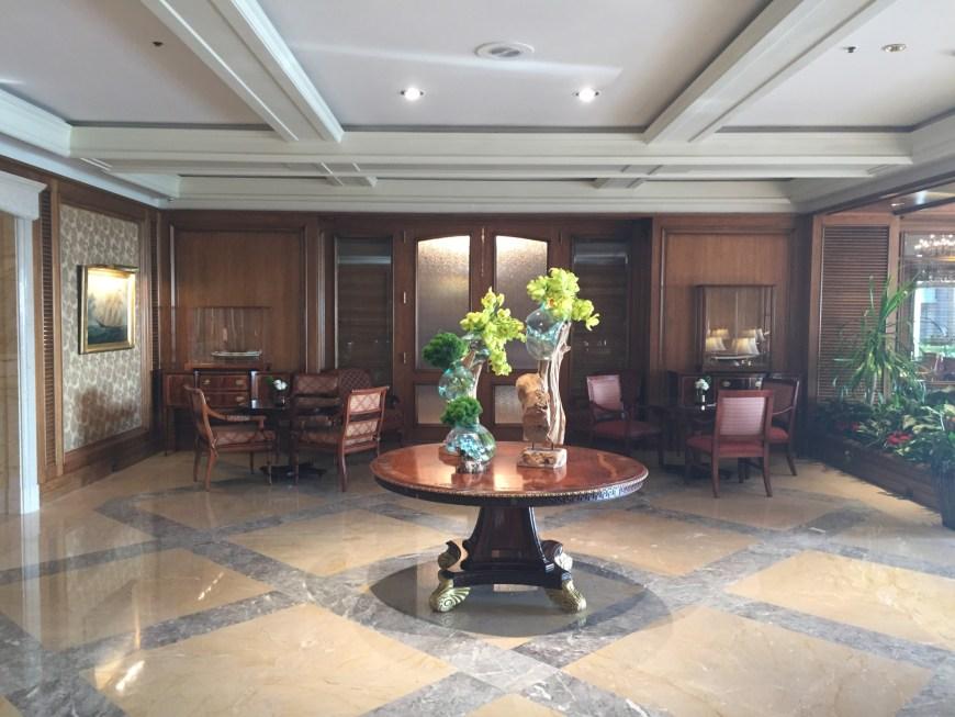 Ritz-Carlton Lobby