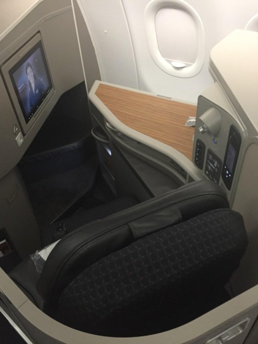 A321T first class