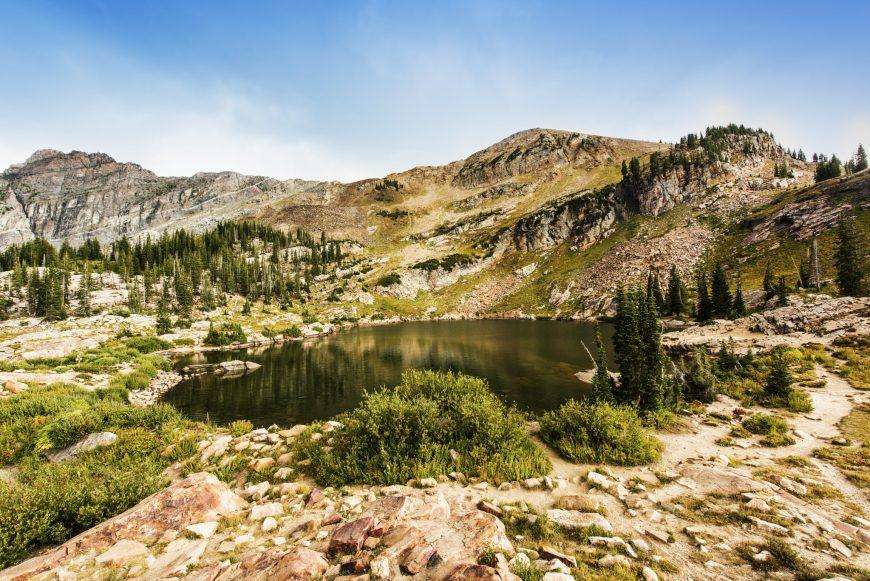 best easy hikes in salt lake city