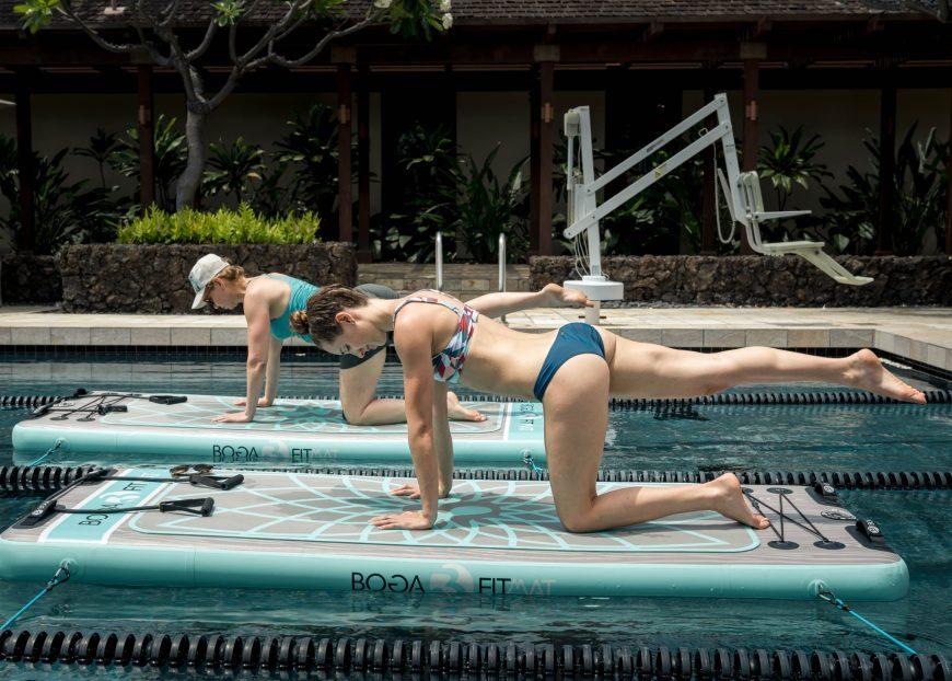 Four seasons resort hualalai fitness classes and amenities