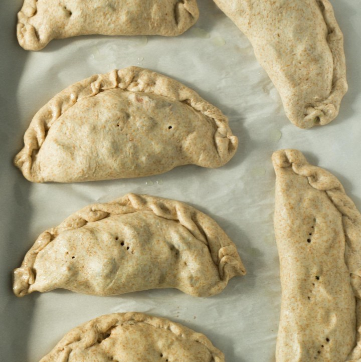 Vegan Calzones | https://passtheplants.com/