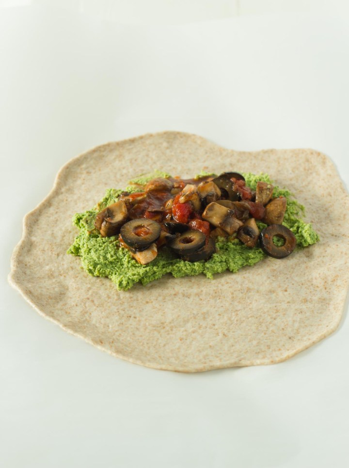 Vegan Calzones | https://passtheplants.com/