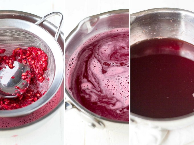 How to Make Pomegranate Syrup | Vegan, Oil-free, amazingly delicious! | https://passtheplants.com