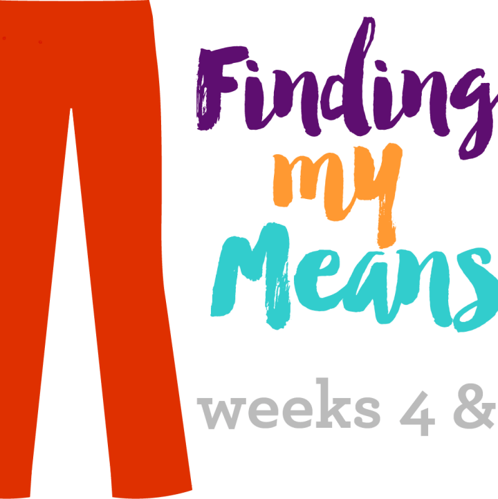 Finding My Means - Weeks 4 & 5 Update | Weight Loss | https://passtheplants.com/