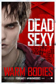 """Warm Bodies"": A Romeo and Juliet story in zombie form. (2013)"