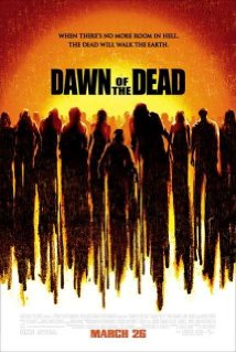 """Dawn of the Dead"": People try to survive from a zombie epidemic in a Milwaukee shopping mall. (2004)"