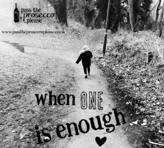 When One is enough