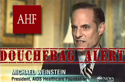 AHF Files Another 'Barrier' Petition With Cal/OSHA #RemoveWeinstein