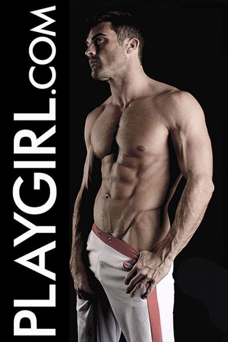 Lance Hart Named Playgirl.com's Official Spokesmodel