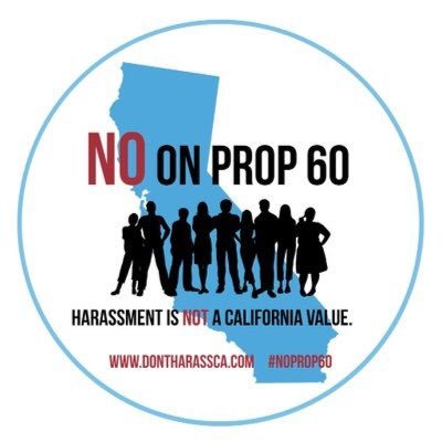 Porn Legislation Affects Everyone  #NoProp60