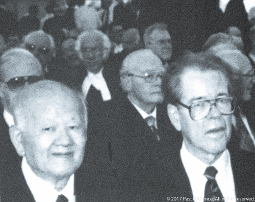 K. Dock Yip and Irving Himel, 1991