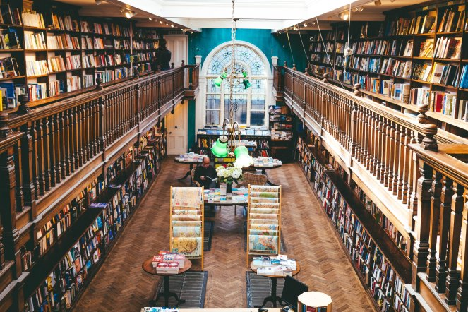 Daunt Books, London, UK