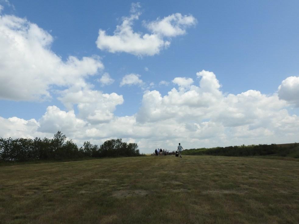 farm, sky, SK