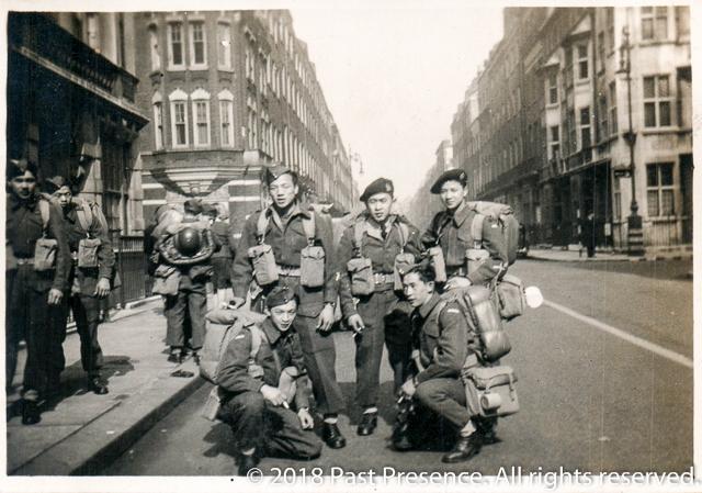 1945-03 - Dick Yip London UK WWII w notes 1200 dpi YYIP P00377