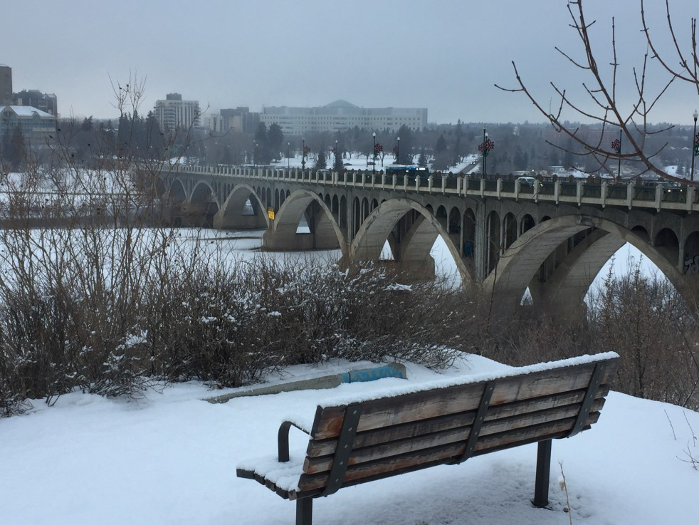 University Bridge, Saskatoon