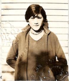 Aileen Cumyow, 1925