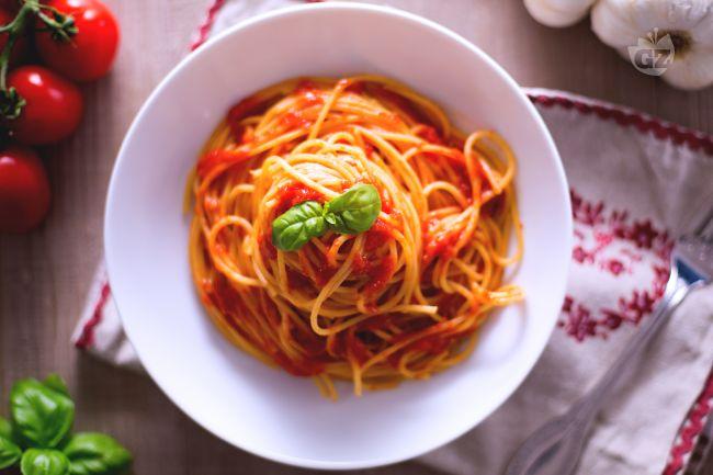Spaghetti la Pommarola
