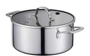 MasterChef Kookpan Tri-Ply Cookware Ø 24 cm