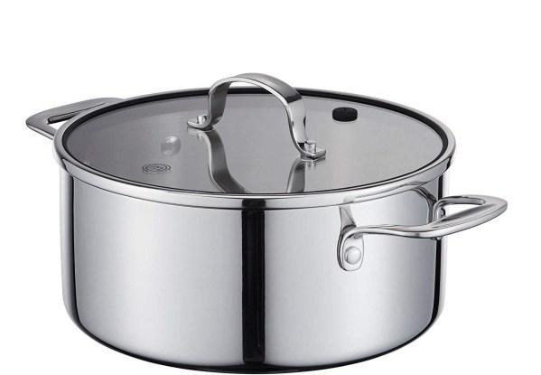 MasterChef Kookpan Tri-Ply Cookware Ø 20 cm
