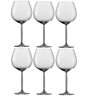 Schott Zwiesel Bourgogneglazen Diva 840 ml - nr.140 - Set 6 Stuks