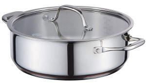 MasterChef Sauteerpan Copperline Cookware Ø 24 cm