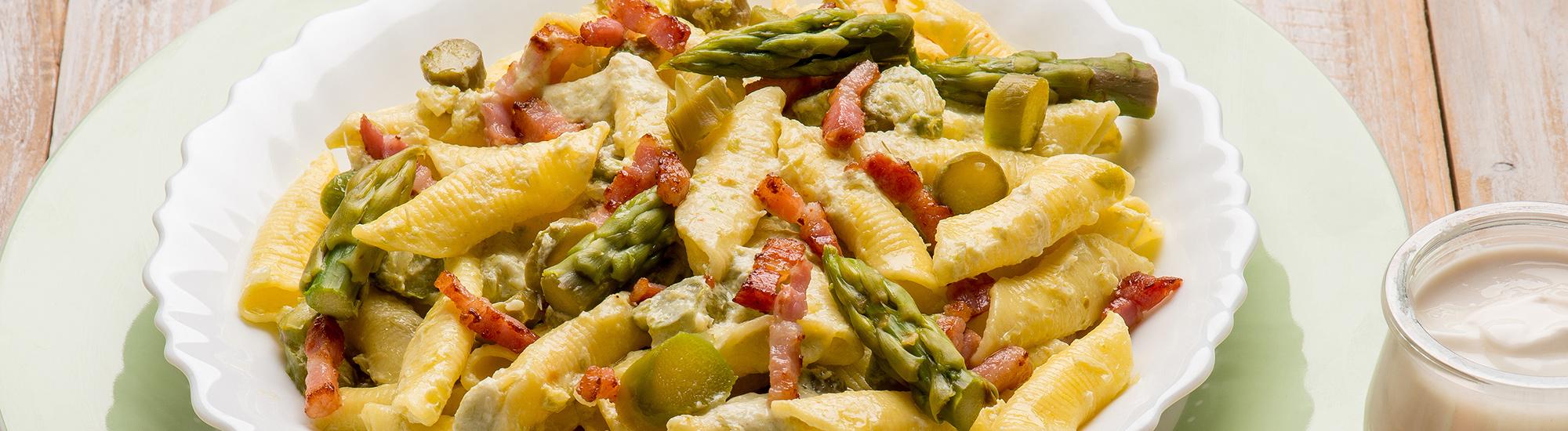 garganelli-con-asparagi-e-panna