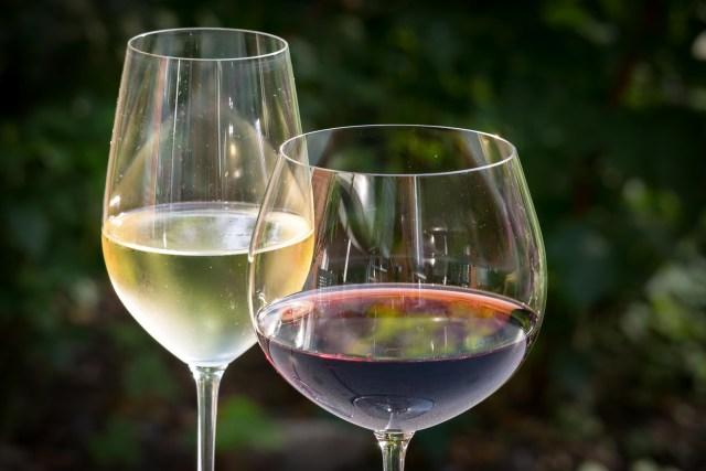 wijn kleuren
