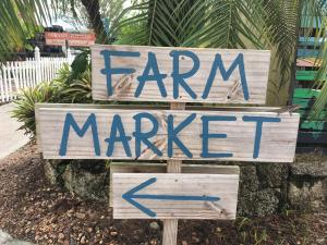 Farm and Friends Farmer's Market at Rockledge Gardens @ Rockledge Gardens