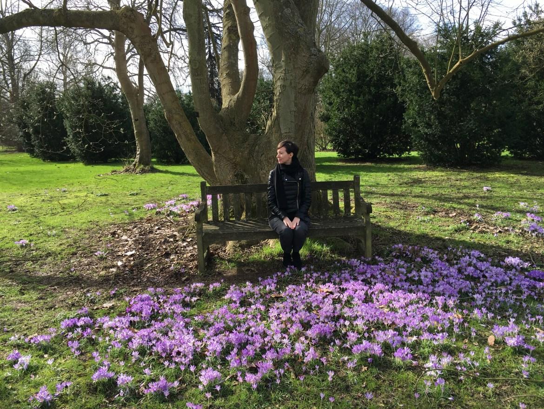 Francesca di Mum what else a Kew Gardens