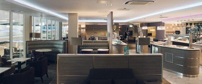 Aspire Executive Lounge di Londra Luton