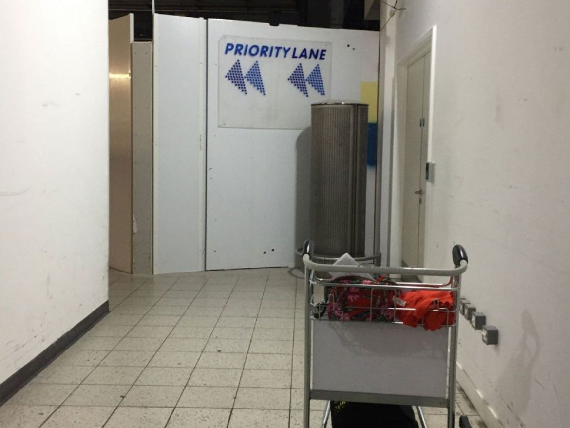 Priority Lane all'aeroporto di Londra Luton