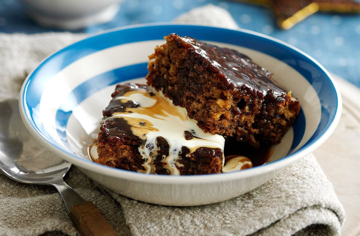 Sticky Toffee Pudding di Tesco