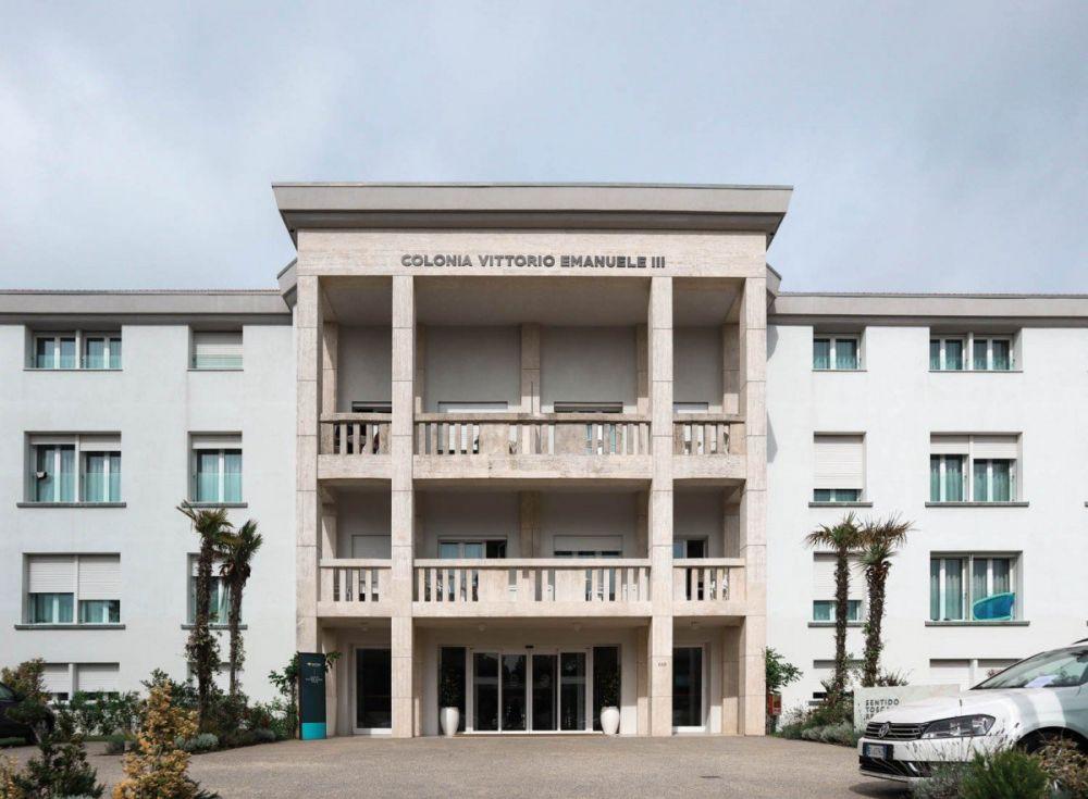 Toscana Charme Resort colonia marina Vittorio Emanuele Calambrone