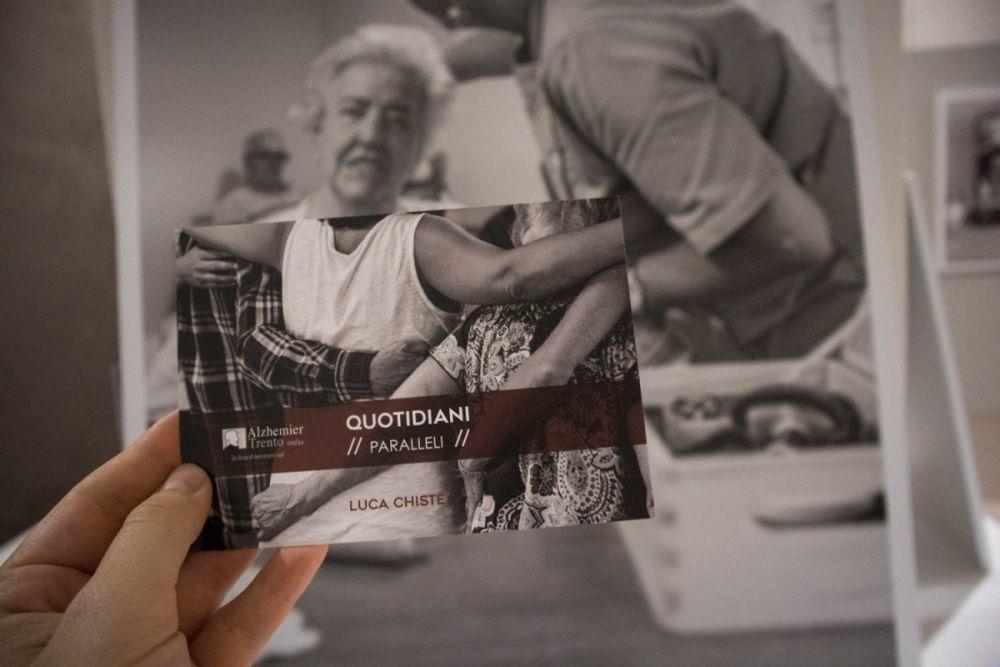 Mostra fotografica Quotidiani // Paralleli // di Luca Chistè al SASS di Trento