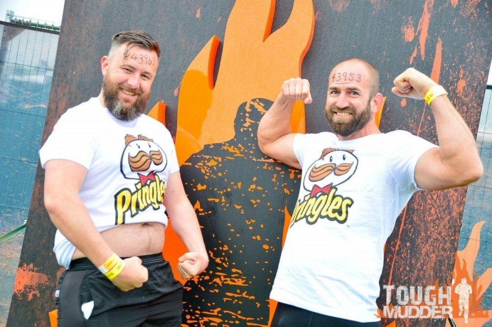 Partecipanti alla Tough Mudder, foto Tough Mudder UK