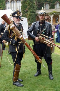 Steampunk gents