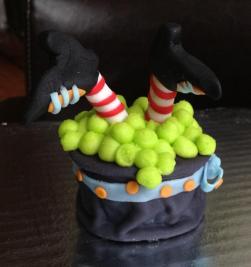 mini cake brujita