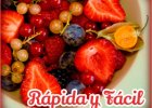 Cake de frutas